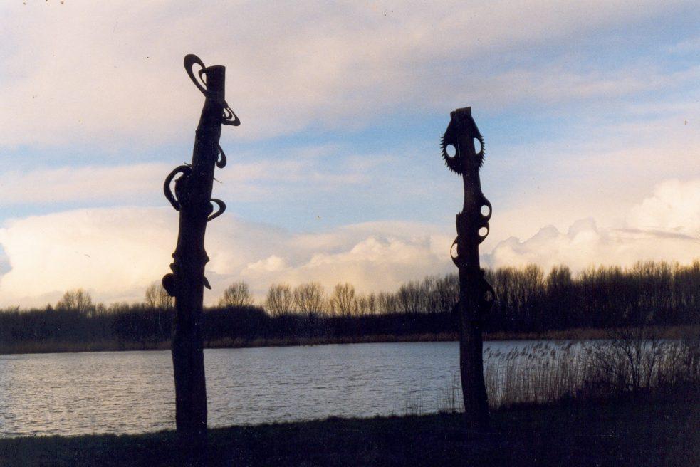 archive environmental sculpture
