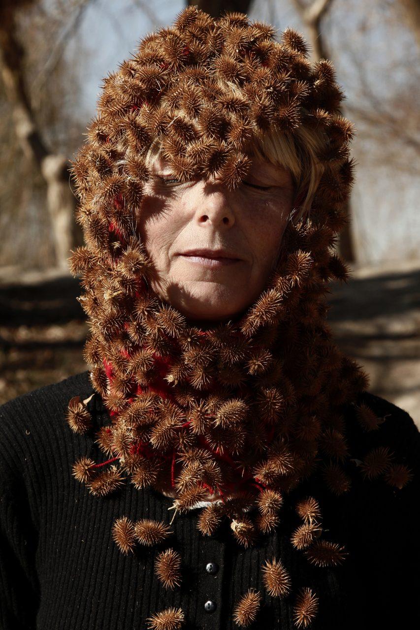 my first scarf-ReyhanehZanganeh